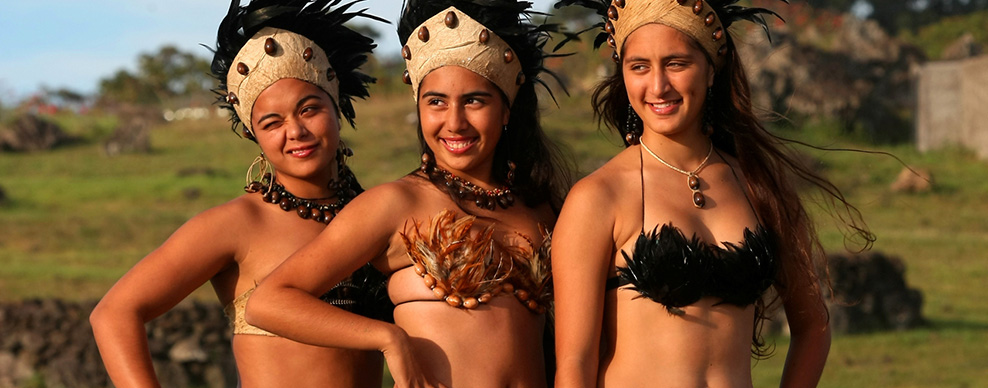Easter Island - Juan Jaeger