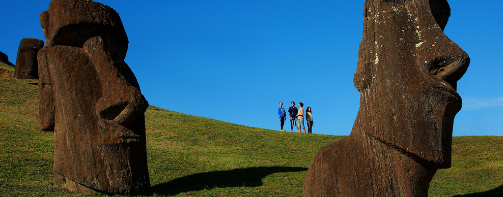 Easter Island - Courtesy of Turismo Chile