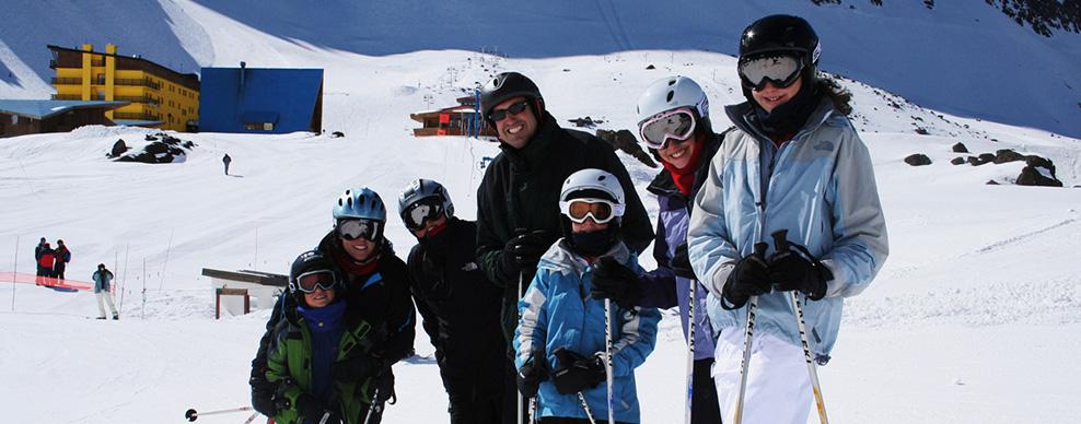 Courtesy of Ski Portillo Chile