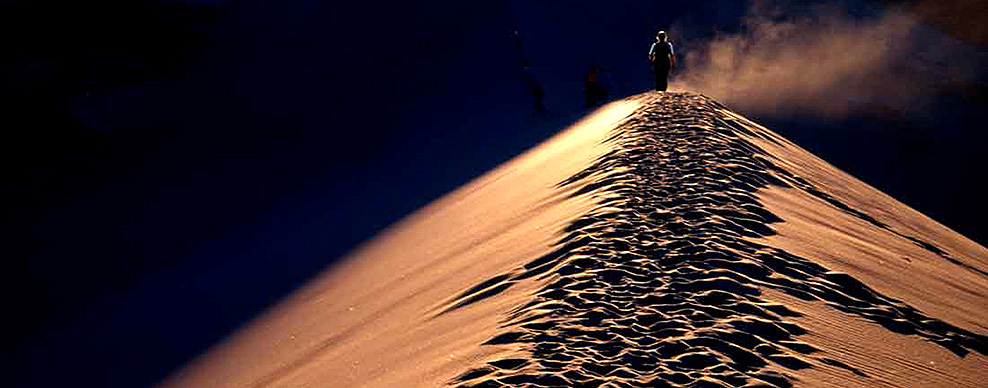 Moon Valley - Courtesy of Turismo Chile
